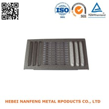 Fabrication mould punching powder finish mild steel heater cases