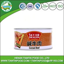 340grams canned corned beef meat