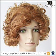 Chongqing Candice Crazy Hair Wigs Synthetic Wigs Curly Aliexpress Hair