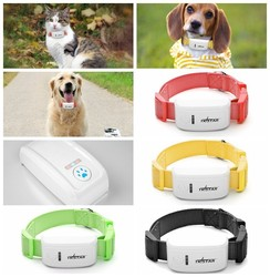 Hot sale gps cat tracking collars for cats and dogs,with free tracking platform and Tracking APP for smartphone