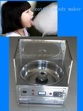 professional flower cotton candy making/processing machine