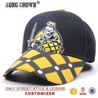 baseball cap good quality/unique sport baseball cap hat/print oem baseball cap