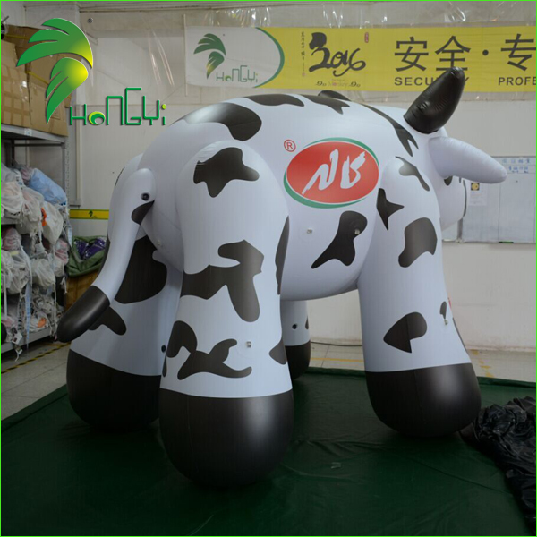 inflatable cow (5)