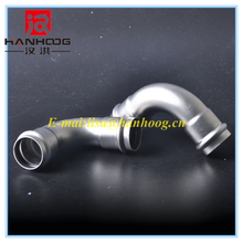 304L stainless steel 90 degree elbow