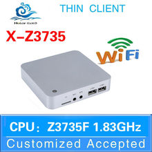 Factory price nuc computer 5200u barebone barebone mini pc X-Z3735F 2G RAM 32G SSD Support 3G and WiFi (LBOX-525)