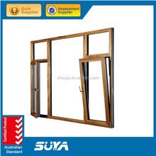 modern brand hot-selling thermal broken aluminum sliding window