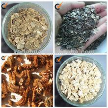 Asbestos free vermiculite