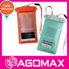 Personalized eco-friendly portable cell phone waterproof bag
