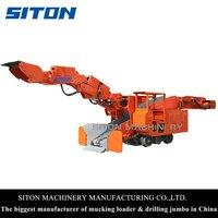 LW-80 hydraulic mining rock transport
