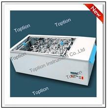 Lab oscillator Thermostatic Shaker Digital Display Shaking Incubator Water Bath Shaker Incubator for sale TOPT -110X30