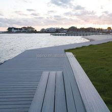 wpc waterproof outdoor deck flooring/wood composite planks preventing mold growth in damp and dark locations