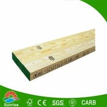 pine LVL scaffolding plank for bridge/cross laminated timber