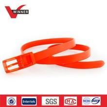 China Supplier Fashion Golf Plastic belts