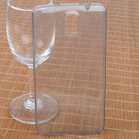 Crystal Clear TPU Gel Skin Case Back Cover for Samsung Galaxy Note3 N9000