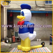 Wholesale Inflatable Donald Model, Inflatable Donald Duck Cartoon Costume