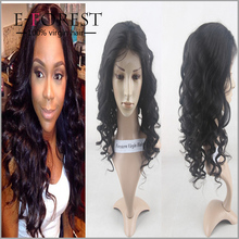 Top Grade Virgin Brazilian Hair Make Your Own Lace Front Wig Human Hair Wig