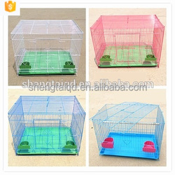 portable small parrot cage