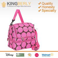 Children insulated lunch cooler bag, kids school loncheras