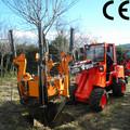 Tracteur agricole machines agricoles DY1150 petit tracteur sur pneus à vendre