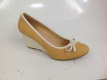 Hot selling ladies fancy flat shoes,nude ladies,ladies flat sandal