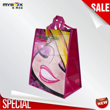 Hot products wholesale pictures printing non woven shopping bag