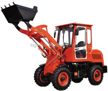 Chinese mini 1.5 ton mining front loader ZL15