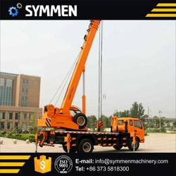 Safe Driving 110 Ton Small Truck Crane Price For Sale