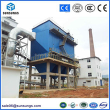 Industrial electrostatic precipitator for dust and fume extraction systems