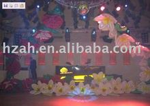 stage decoration flowers/inflatable flowers for stage/party flowers decoration