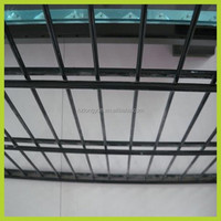 hot sale ornamental double loop wire fence,wire mesh fence, fencing mesh