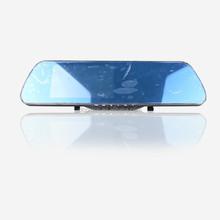 Newest 3G Supported HD Wifi Bluetooth Car DVR Smart Rearview Mirror DVR Dual Camera Mini Car DVR