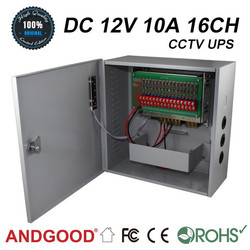 12V 10A Switch Power Supply 120W with CE approved