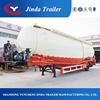 China made 3 axle 50ton 45CBM capacity bulk cement trailer