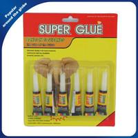 Bonds in 10 seconds Cyanoacrylate Super Glue Instant Bonds Glue