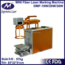 2015 Factory Directly Price! Portable Optical Fiber Laser Marking Machine