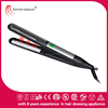 Short fashion salon private label hair tools ceramic professiona Hair Straighteners