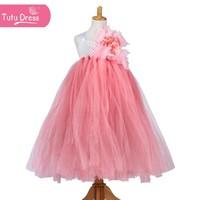 Girls Party/Flower/Formal/Wedding/Princess/Prom/Bridesmaid/Christening Dress