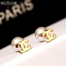 mini elegant big brand earring studs high quality imitation brand earring