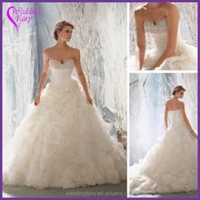 New arrival product wholesale Beautiful Fashion Women Wedding Dress