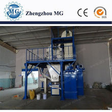 Latest Chinese product MG full automatic ready mix batching and mixing plant export to Malaysia hot sale