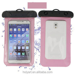 hot sale waterproof cellphone bag