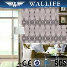 DF10406 modern 3d washable pvc wallpaper from China manufacturer