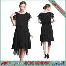 Alta calidad de moda venta al por mayor fabricantes de ropa en el extranjero