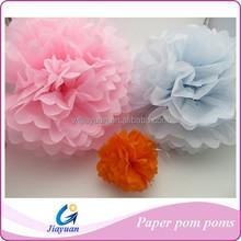 Baby Shower/ Nursery/ Bedroom/ Party Decorations tissue pom poms