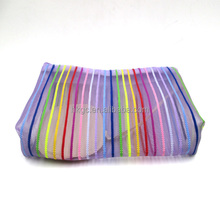 Cheap fashion cosmetic bag with mirror