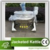 Steam Jacketed Kettle (insulation layer) for Bone Soup
