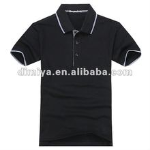 Summer classic-fit short-sleeved polo shirts for men 2012