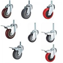 caster wheel trolley wheel with stopper caster wheel with brake
