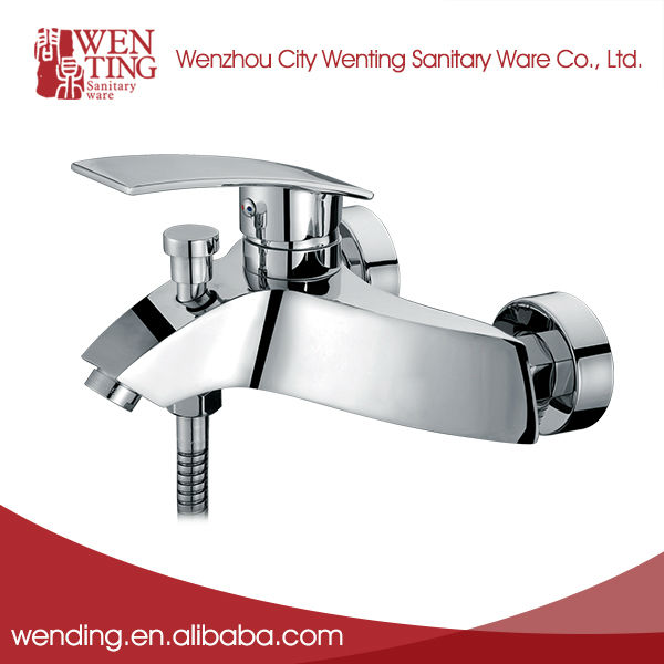 Simple and elegance upc surface mounted shower faucet