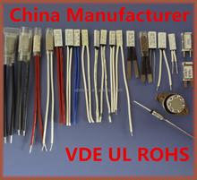 1A 2A 10A 16A 15A 250 V fusible térmico fabricación